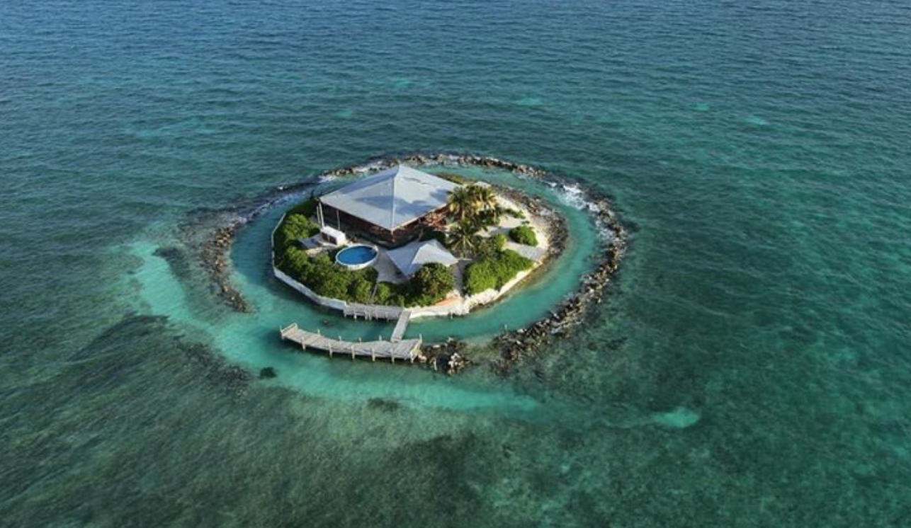 Self-Sustaining Island in the Florida Keys For Sale; REDUCED. Only $8.5M