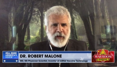 The mRNA Vaccine Inventor Just Issued A VERY Dire Warning!