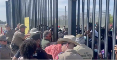 What Is Happening At Biden's Border Is Pure Chaos!