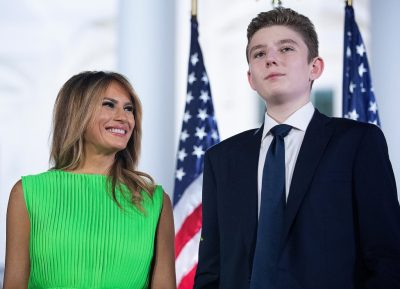 Melania Just Gave An Update On Barron And It Is Amazing!