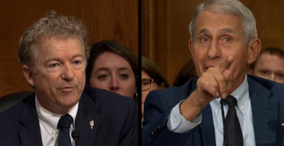 Is Rand Paul About To Help Land Fauci In Prison?