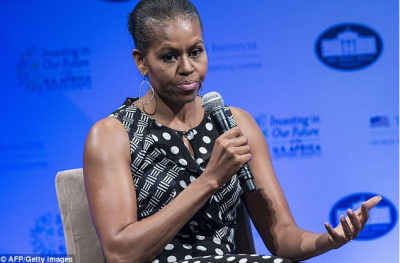 Racist Michelle Obama Says That 'White Folks' are What's The REAL Issue With America