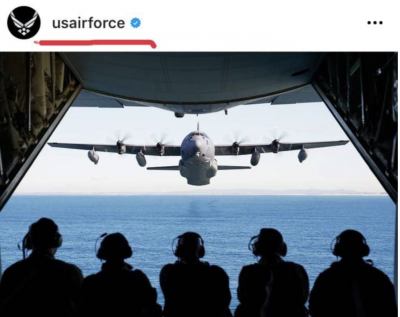 What The Air Force Just Send Out Online Has Everyone On Edge!