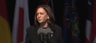 What Kamala Did During Her 9/11 Speech Is Absolutely Sickening!