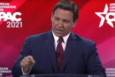 What Ron DeSantis Just Said To Merrick Garland Will Make Millions Move To Florida!