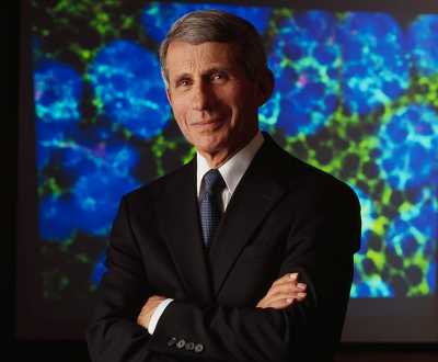 Why Are They Suddenly Blacking Out Fauci's Talks With Other Doctors?